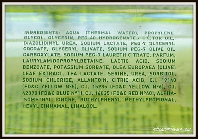 agua-oliva-tonificante-la-chinata-ingredientes eltocadordevero