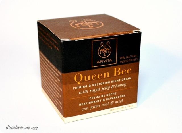 crema-noche-queen-bee-apivita-1 eltocadordevero