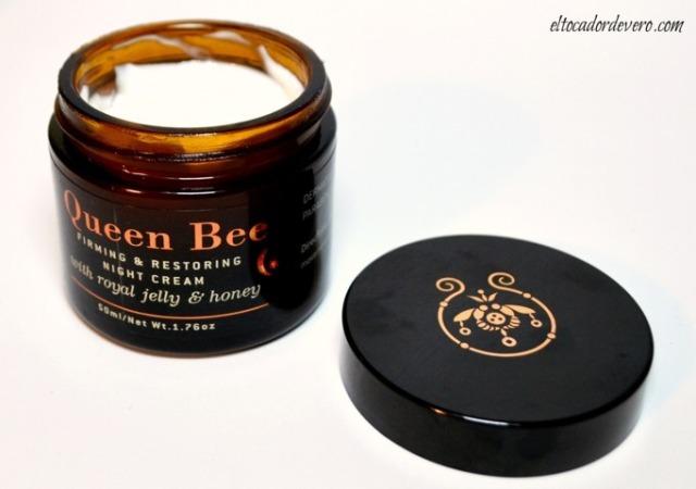 crema-noche-queen-bee-apivita-3 eltocadordevero
