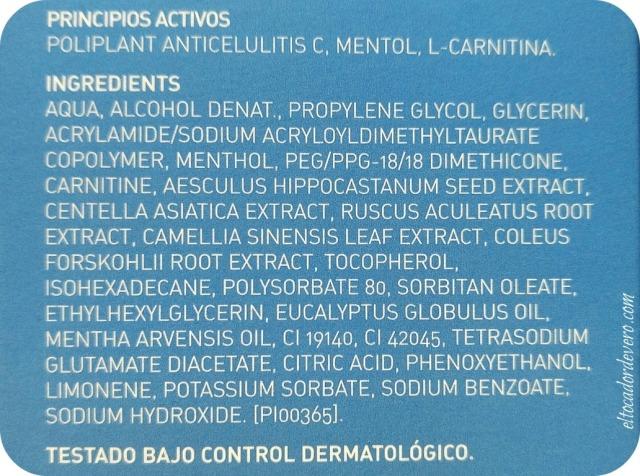 gel-anticelulitico-efecto-frio-deliplus-ingredientes eltocadordevero