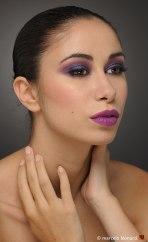 Heroine Makeup 2