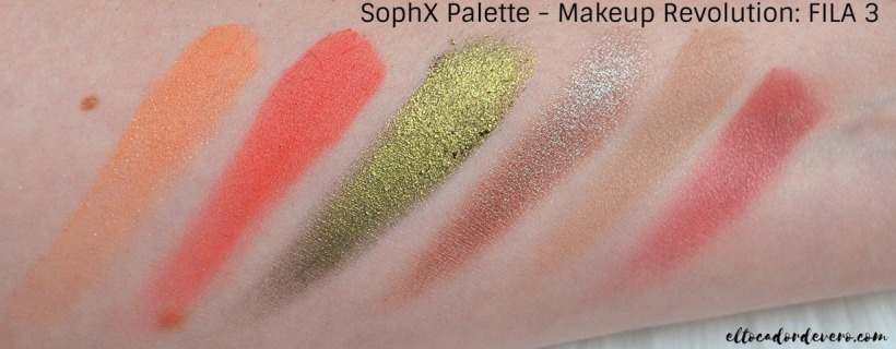 SophX Palette - Makeup Revolution_ FILA 3 (1) eltocadordevero