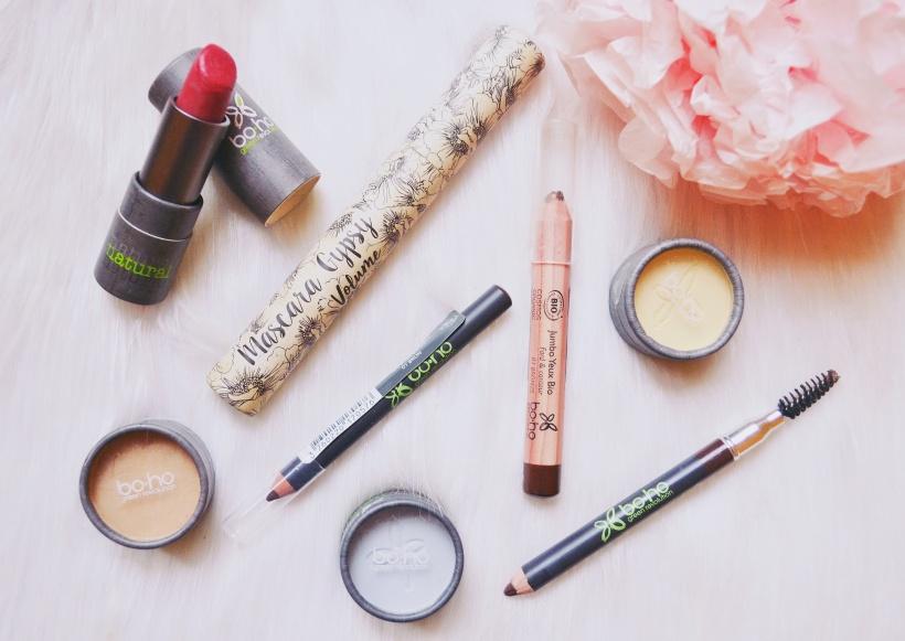 Boho Green Makeup_1