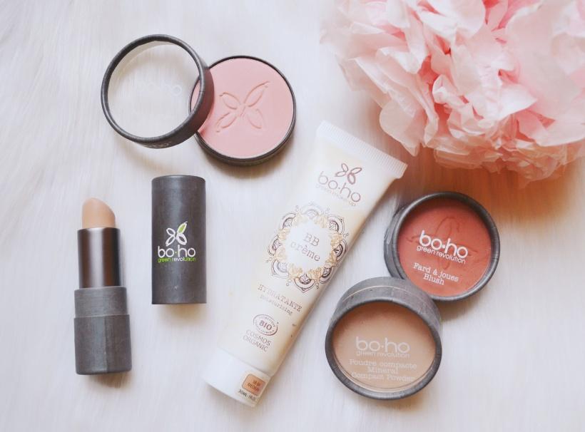 Boho Green Makeup_2